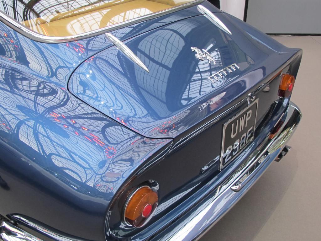 Η 'ουρά' της Ferrari 275 GTB/4 του 1968