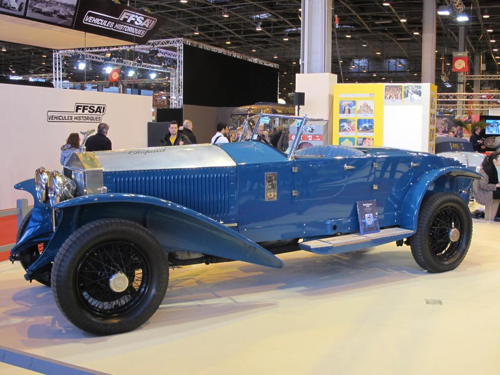 1928 Rolls Royce 17 EX του Maharadja Hari Singh de Jammu et Kashmir, Alexander Schaufler