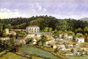 Το χωριό Αχμέτ Αγά το 1870