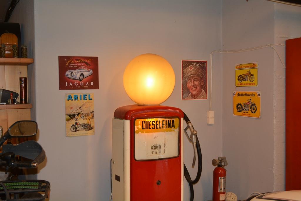 Η έκπληξη: το πανέμορφο Garage  του Αντώνη!