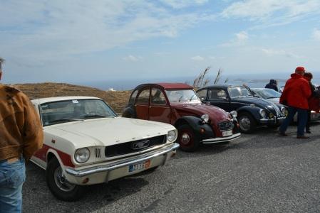 Στο Parking της Άνω Σύρου