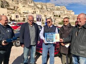 """Αδελφοποίση στη Ματέρα με το """"Lambretta Club Sassi-Basilicata"""" και το """"Club Auto e Moto Storiche Matera"""""""