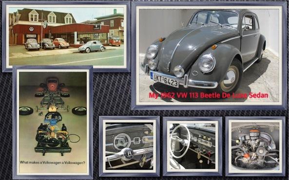My 1962 VW 113 Beetle De Luxe Sedan-25-12-17